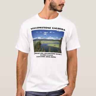 Haydenの谷、イエローストーン Tシャツ