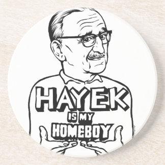 Hayekは私の同郷人です コースター