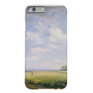 Haymaking 1838年(キャンバスの油) barely there iPhone 6 ケース