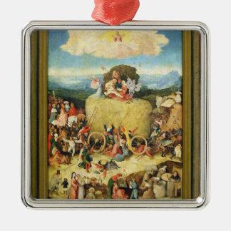 Haywain 1515年 メタルオーナメント