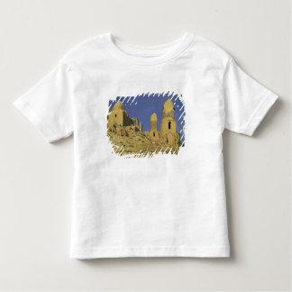 Hazreti Shakh-i-Zindehのマウソレウム トドラーTシャツ