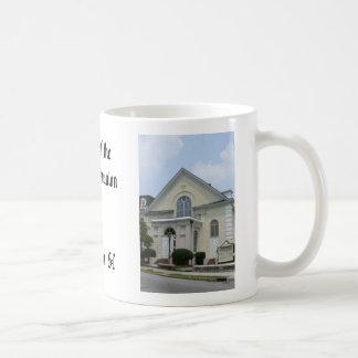 hc、hc、theHoly CommunionCharlestonの教会、SC コーヒーマグカップ