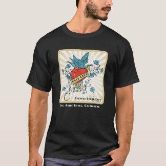 HCCの入れ墨のロゴ Tシャツ
