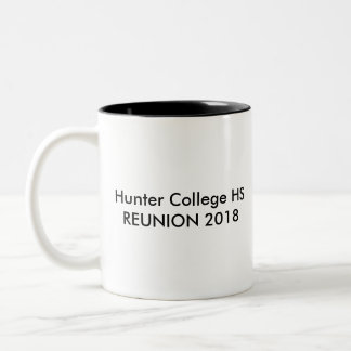 HCHSの懇親会2018年 ツートーンマグカップ