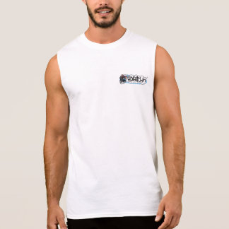 HDBitchinのロゴの人の袖なしのTシャツ 袖なしシャツ
