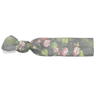 Heade Appleの花の花のヘアタイ ヘアタイ