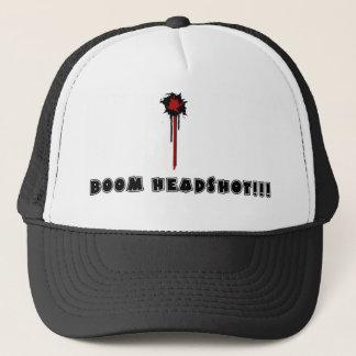 Headshot キャップ