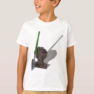 HeadstoneShovel091210 Tシャツ