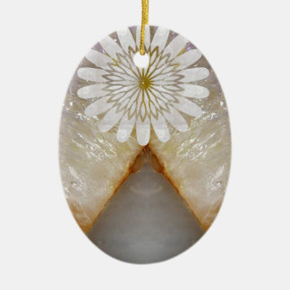 HealingSTONEの水晶大理石のヴィンテージの寺院の芸術 セラミックオーナメント