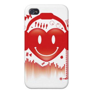 Heart_Beat iPhone 4 カバー