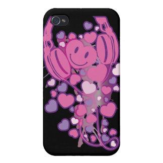 Heart_Beat iPhone 4 ケース