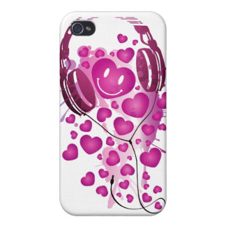 Heart_Beat iPhone 4/4S ケース