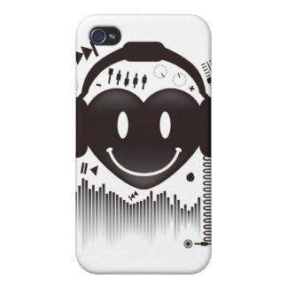 Heart_Beat iPhone 4 Case