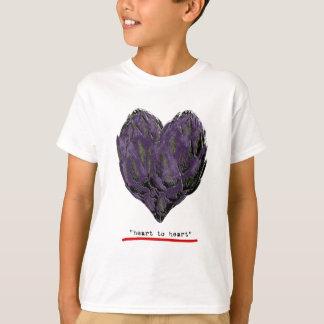 heart.pngへのアーティチョークハート tシャツ