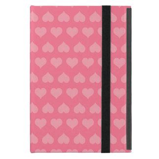 Heartlines-Bubblegumのピンク iPad Mini ケース