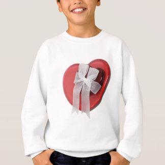 HeartsRibbon080209 スウェットシャツ