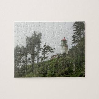 Hecetaのヘッド灯台、オレゴン ジグソーパズル