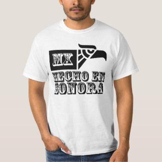 Hecho enのソノラ tシャツ