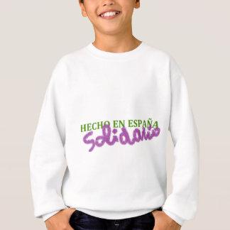 HECHO EN ESPAÑA スウェットシャツ