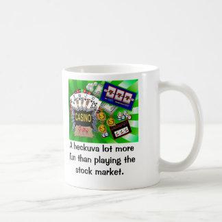 heckuvaの標準的な印を遊びますよりロットより多くのおもしろい コーヒーマグカップ