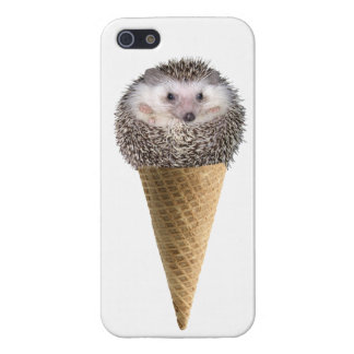 Hedgieの独身のなスコップ iPhone 5 Cover