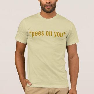 Hehe….尿…. Tシャツ