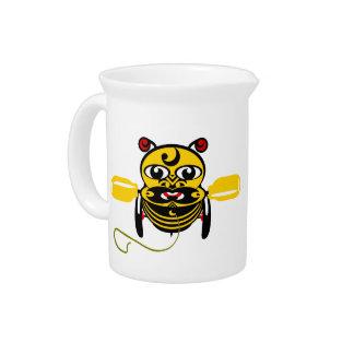 Hei Tikiの蜂のおもちゃKiwiana ピッチャー