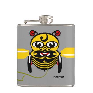 Hei Tikiの蜂のおもちゃKiwiana フラスク