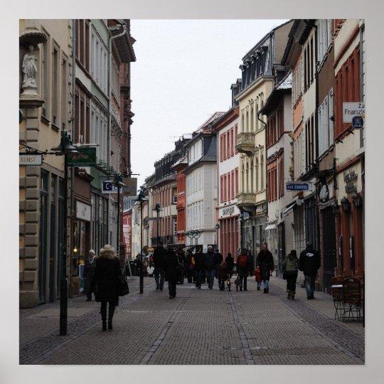 Heidelberg ポスター