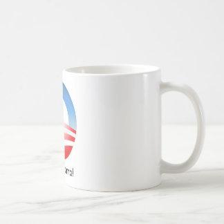 Heilオバマ コーヒーマグカップ