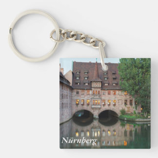 Heilig Geist Spital、Nürnberg キーホルダー