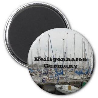 Heiligenhafenドイツ マグネット