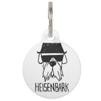 HEISENBARKのペット用名札 ペット ネームタグ