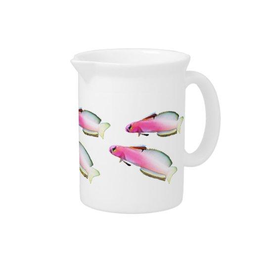 Helfrich's firefish 飲み物ピッチャー
