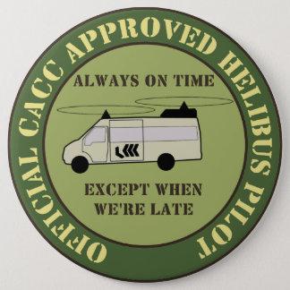 Helibus badge 缶バッジ
