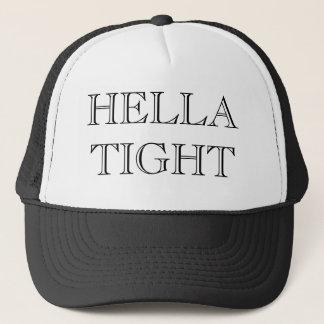 HELLAの堅い帽子 キャップ