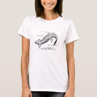hellbender tシャツ