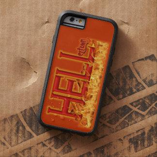 HELLertownの電話カバーとして熱い Tough Xtreme iPhone 6 ケース