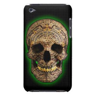 Hellmetのデザイン地区によるマヤのスカル Case-Mate iPod Touch ケース
