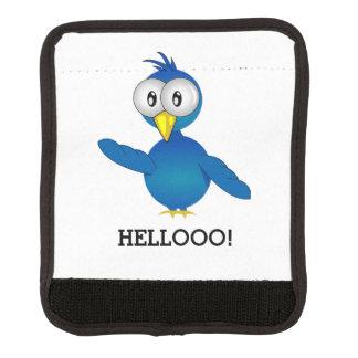 HELLOOO! 鳥! ラゲッジ ハンドルラップ