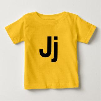 Helvetica Jj ベビーTシャツ