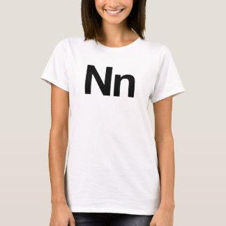 Helvetica Nn Tシャツ