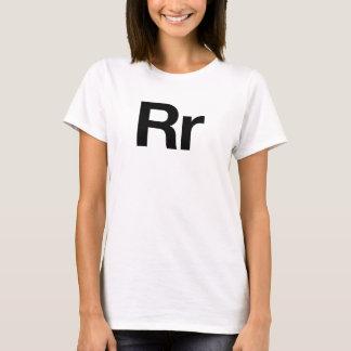 Helvetica Rr Tシャツ