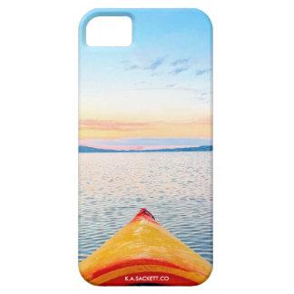 hemlock湖の版 iPhone SE/5/5s ケース