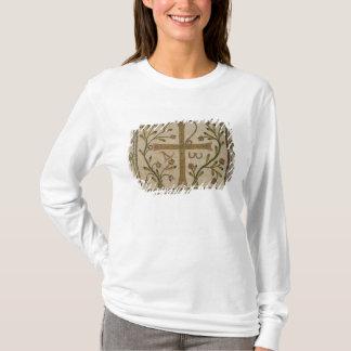 Henchirアリのバシリカ会堂からのSbeitlaの十字、 Tシャツ