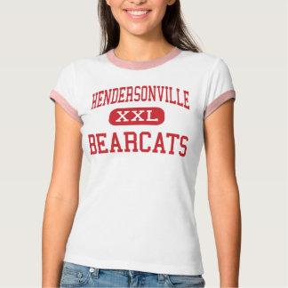 Hendersonville -闘士-高Hendersonville Tシャツ