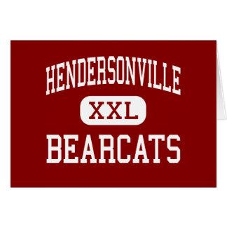 Hendersonville -闘士- Hendersonville カード