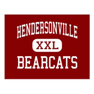 Hendersonville -闘士- Hendersonville ポストカード
