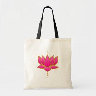 Hennaのはすピンクのバッグ トートバッグ