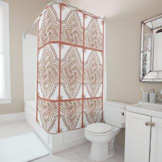 Hennaのシャワー・カーテン シャワーカーテン
